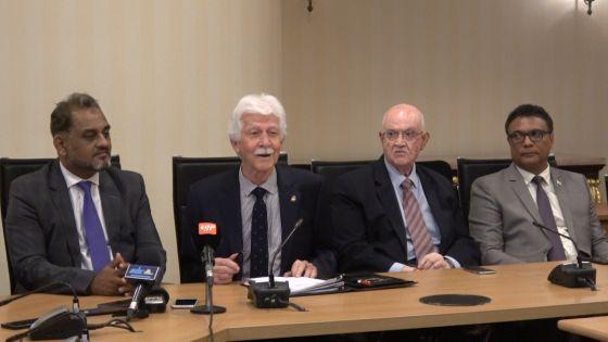 Bérenger : «Nous ne sommes d'accord avec le choix du GM de nommer Roopun et Boissezon. Ils sont des partymen!»