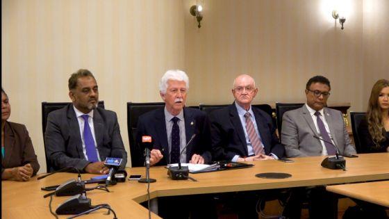 Allégations de Ramgoolam sur l'impression des bulletins de vote : «Qu'il en assume l'entière responsabilité», lance Bérenger