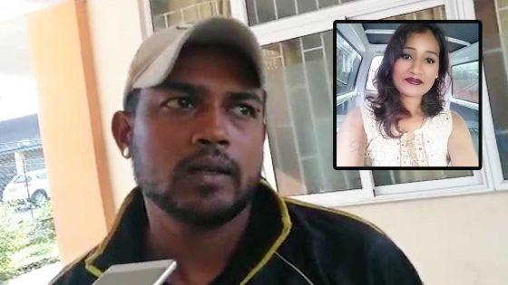«Mo ser ti for, li ti solid», témoigne Nishan Jamnasingh, frère de Poonam Jamnasingh retrouvée morte ce mardi