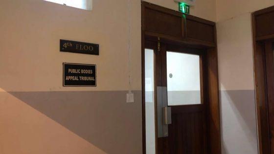 Appel contestant l'imposition d'une sanction disciplinaire : la PSC déboutée devant le PBAT