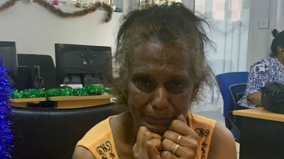 Son fils piégé dans l'enfer de la drogue -Bibi Hawah : «Mo garsonpe saryer erer so papa»