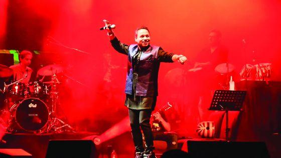 Kailash Kher & Kailasa Band : les Mauriciens comblés!