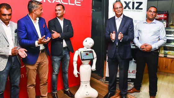 Robotique : quand Pepper fait le show à Maurice