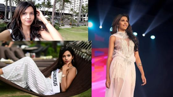 Miss Intercontinental 2018 : Raveena Cuttuck remporte le Best Designer Dress of Africa