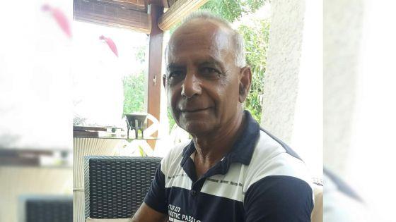Kamlesh Fulena, maître-nageur toujours de service à 67 ans