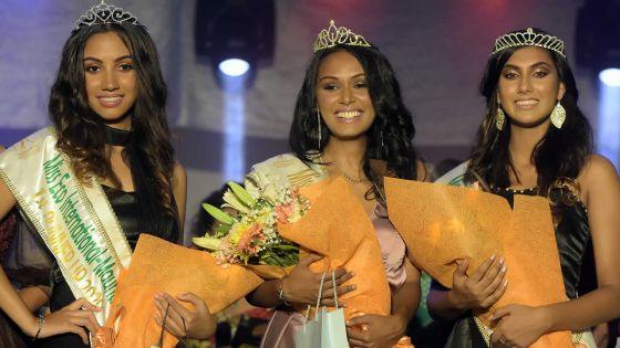 Couronnement de Miss Eco Mauritius 2020