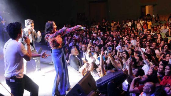 Neha Kakkar : prestation électrisante