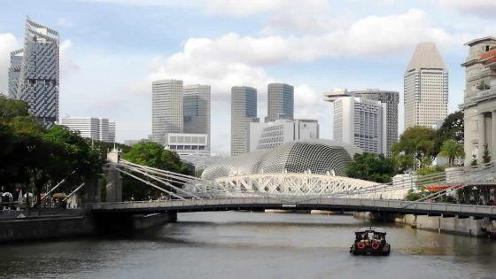 Singapour : incursion dans la cité futuriste
