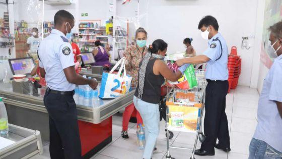 Dream Price de Petite-Rivière : des policiers à la rescousse