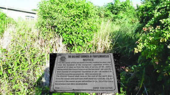 Terrain en friche à Calebasses : il est victime de vol à deux reprises
