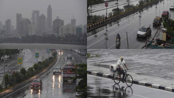 Cyclone Nisarga : les habitants de Bombay appelés à rester confinés