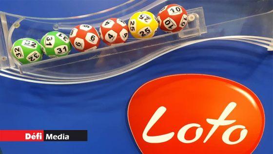 Loto : un jackpot spécial d'environ Rs 10 M ce samedi pour la reprise des opérations de Lottotech