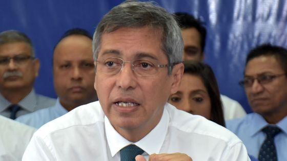 Xavier-Luc Duval sur la loi pour le financement des partis politiques : «Nous souhaitons un Select Committee»