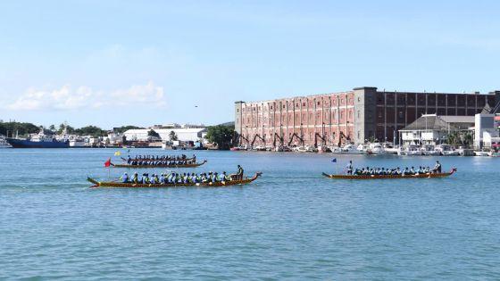14e édition du Dragon Boat Festival 2019 : Caudan Waterfront aux couleurs du Lion et du Dragon