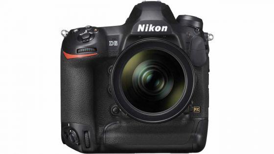 Le Nikon D6, destiné aux professionnels, bientôt à Maurice