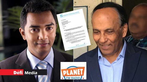 Le permis d'opération de Planet FM révoqué