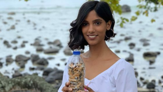Miss Earth Mauritius 2019 : Gyanisha Ramah et sa Miss-ion «verte»