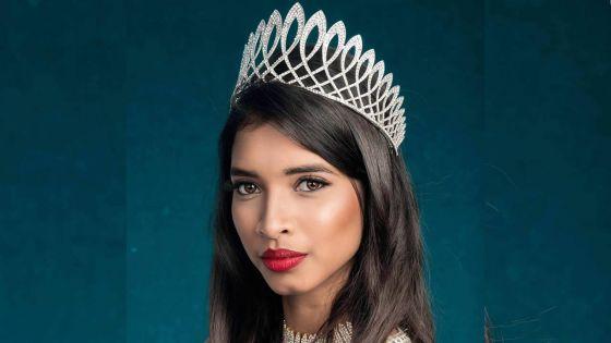Miss Grand Mauritius 2019 :Shanone Savatheama se concentrera sur la violence domestique