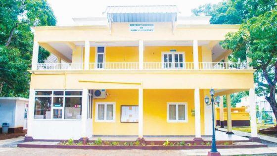 Conseil de district de Pamplemousses : une plainte déposée depuis 2013 toujours en suspens