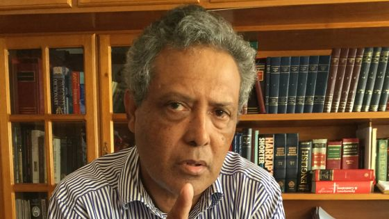 Me Antoine Domingue sur le Legal and Judicial Provisions Bill (2) : «Je ne vois rien de contestable»