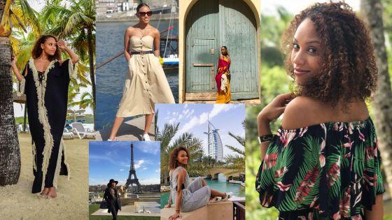 Clothilde Gina Chowrimootoo :« J'ai visité plusde 70 destinations grâce à mon métier»