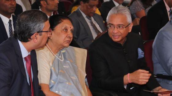 Pravind Jugnauth à l'Appravasi Ghat :«Nous n'avons pas le droit d'arrêter le train du développement»
