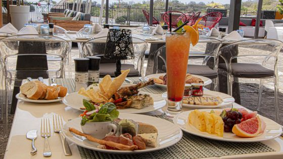 The Address Boutique Hotel : brunch gourmand tous les dimanches