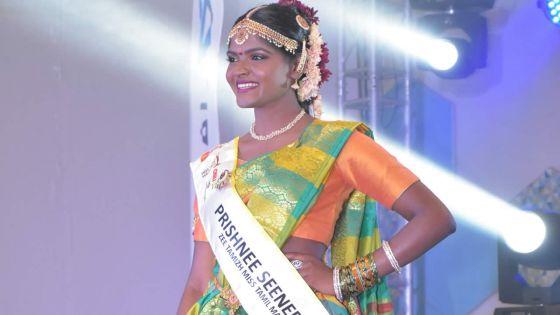 Prishnee Luxshmee Seeneevassen : Miss Tamil Mauritius veut faire la fierté de ses parents