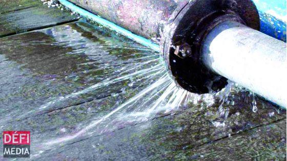 À Quatre-Sœurs : des tuyaux endommagés depuis trois ans
