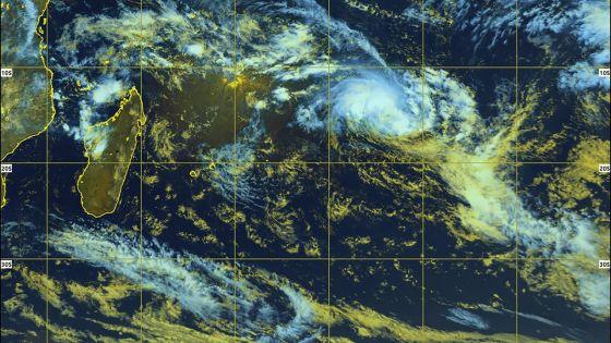 Météo : affaiblie, la tempête Danilo n'influencera pas le temps pour les trois prochains jours, selon le prévisionniste Moothien