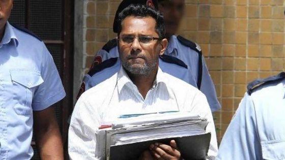 Meutre de Gérard Lagesse à la MCB : Jiaved Ruhumatally veut contester sa peine de 40 ans de prison devant le Privy Council