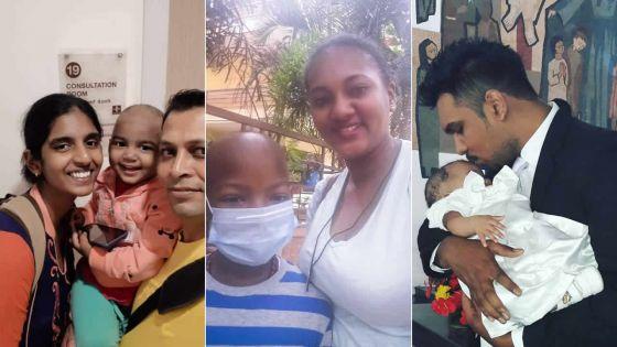 Pédiatrie : ces enfants qui se battent contre la maladie