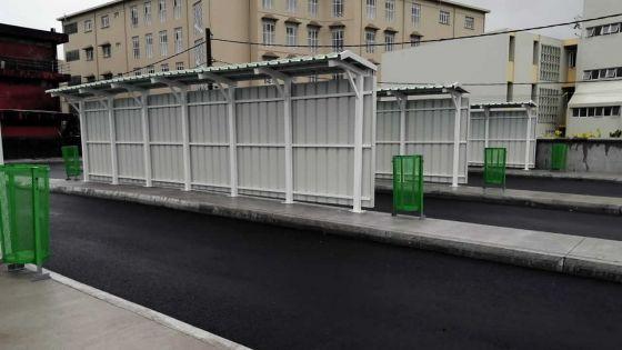 Metro Express -Curepipe : la gare Jan Palach relocaliséece mercredi