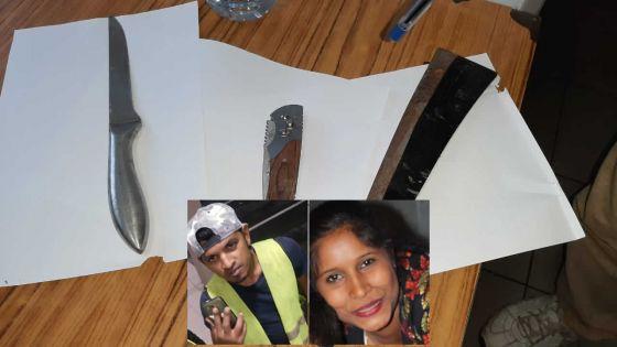 Meurtre de Sujata Anatha -Le meurtrier : «Li fine provok mwa»
