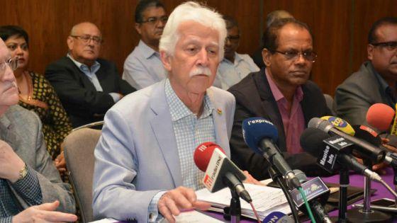 Bérenger : «Rendez publique la lettre du GM aux Portugais»