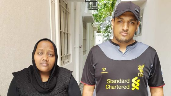Appel à solidarité : Amrine et Ziad ont tout perdudans les inondations de février