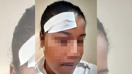Incident devant la Cour suprême : il agresse son épouseavec un casque