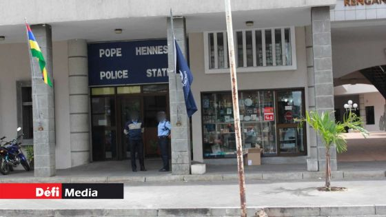 Port-Louis : un chauffeur-livreur attaqué au sabre et dépossédé de son argent