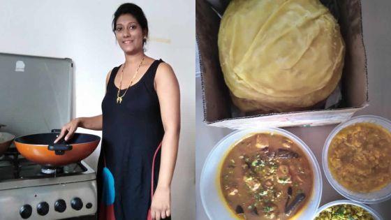 Alimentation : Dinisha Jankoo met la cuisine mauricienne en évidence