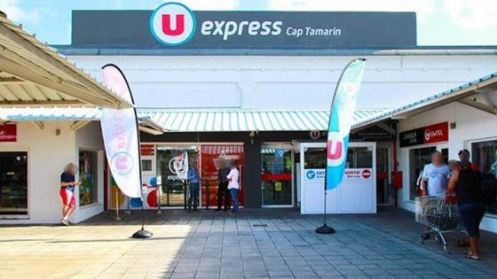 U Express Cap Tamarin fermé à partir du lundi 6 avril