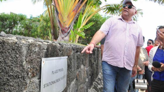 Empiètement sur des plages publiques : quatre hôtels dans le collimateur du ministère des Terres