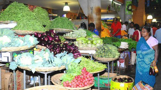 Prix des légumes : sous la barre de Rs 100