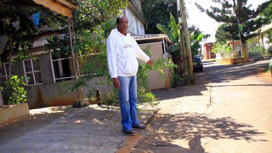 À Notre-Dame : des aires de jeu, drains et rivières dans un état d'abandon