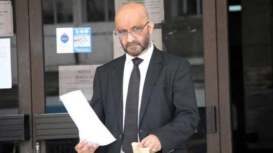 Affaire Deelchand : le notaire et ses acolytes objectent à un amendement de l'accusation