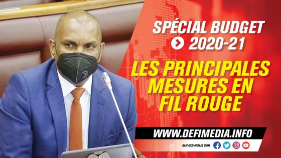 Budget : suivez en fil rouge les principales mesures annoncées par Padayachy