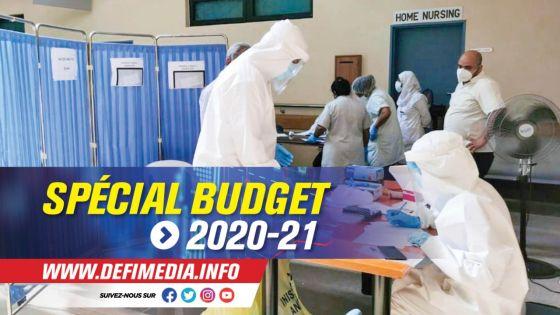 Budget 2020-2021 : Rs 12 milliards pour la santé