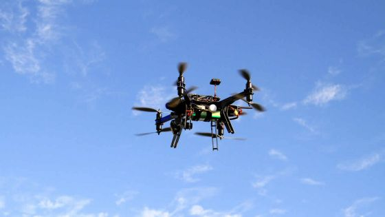 Ça vous intéresse : deux drones pour le pape