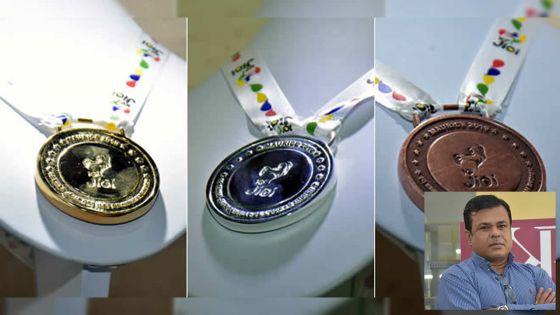 Travail de précision : dans le secret de la fabrication des 5500 médailles des JIOI
