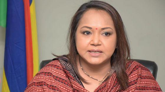 Le Children's Bill au Parlement d'ici un mois, dit Kalpana Koonjoo-Shah