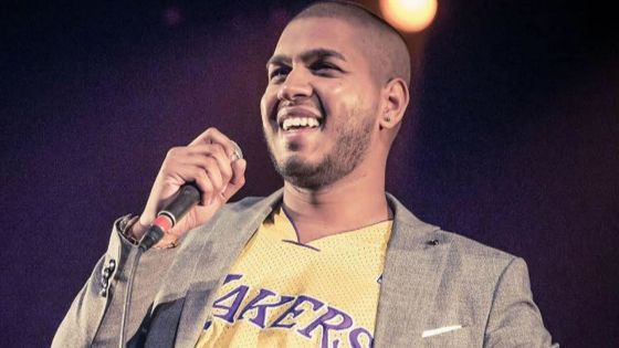 Kavi Bundhoo : l'humour français à la sauce mauricienne